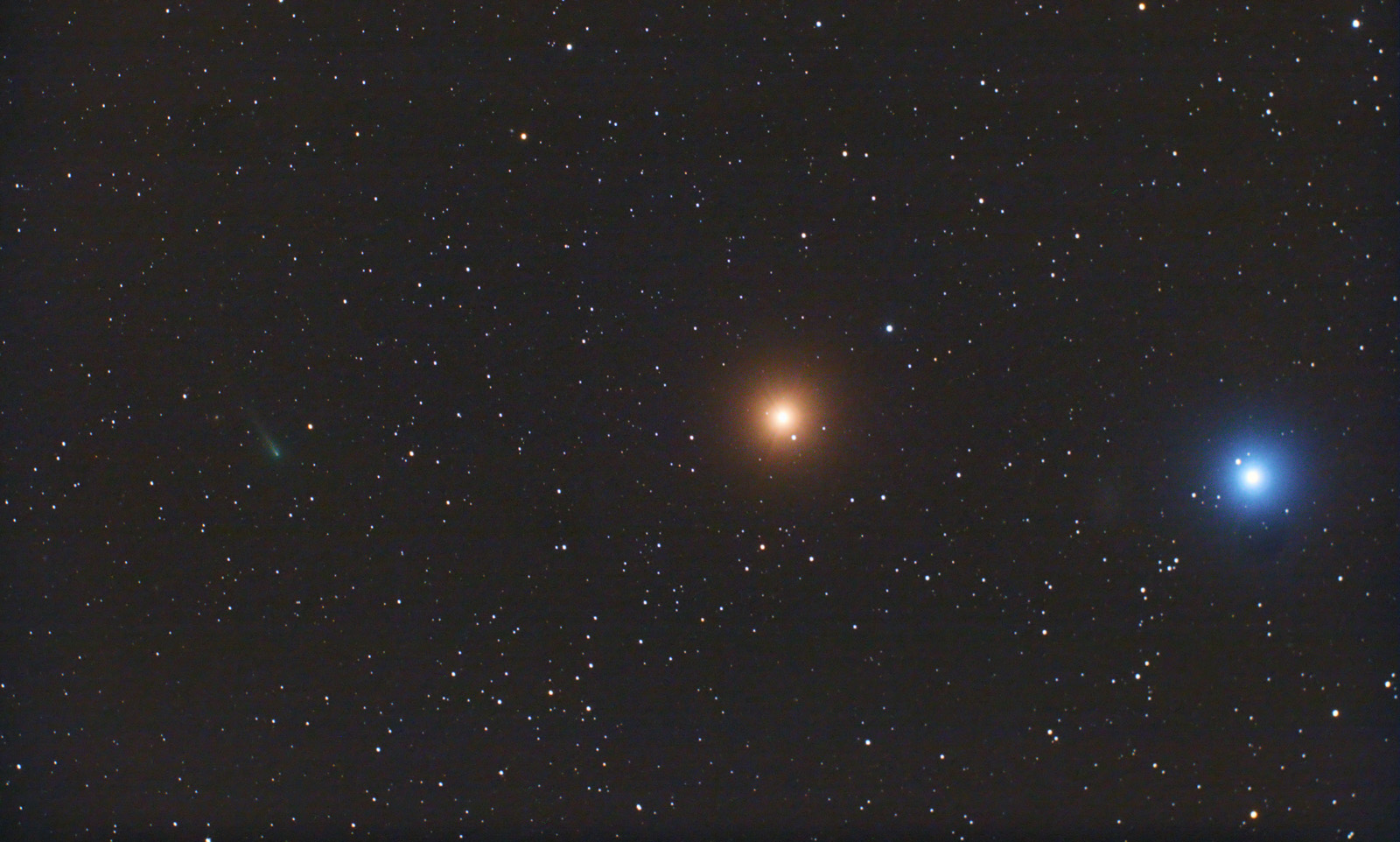Beautiful Comet ISON Timelapse and Recent Images