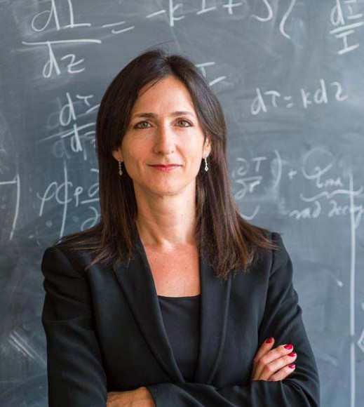 Planetary Scientist Sara Seager. Image courtesy M