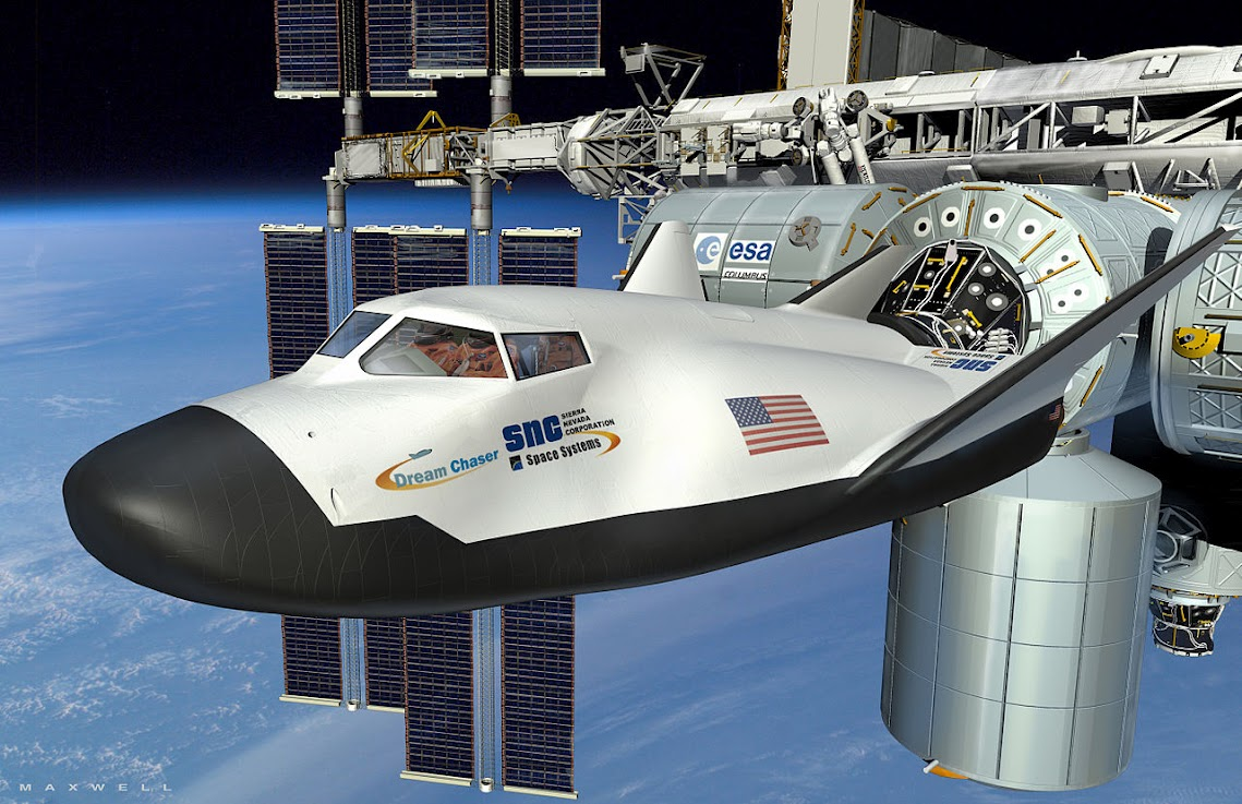 Airframe Structure for First Commercial Dream Chaser ...