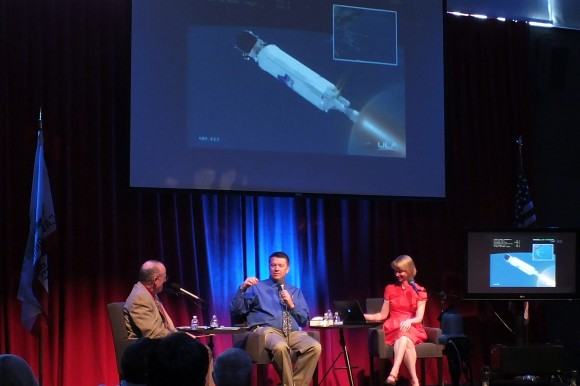 MAVEN Launch Planetary Radio
