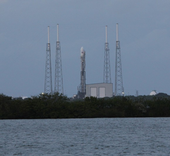 All is GO for SpaceX Thanksgiving Day Launch that could 'Rock' Space Industry – Live Webcast