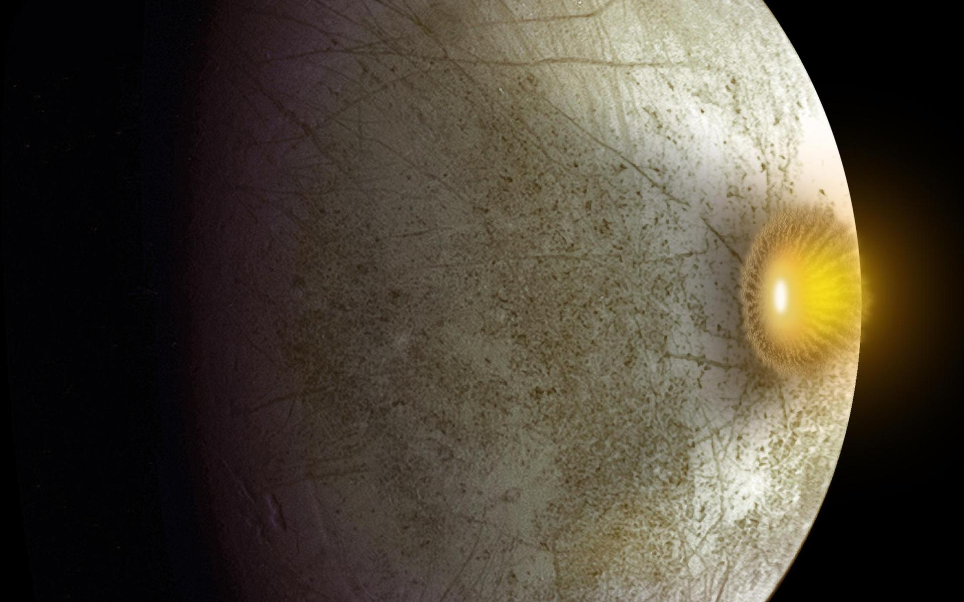 the solar system moon rocks - photo #33