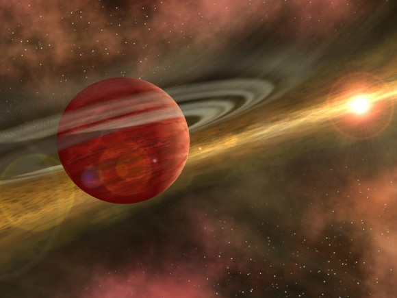 This Exoplanet Is Turning Planetary Formation Scenarios Upside Down