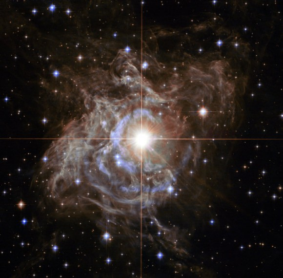 Hubble image of variable star RS Puppis (NASA, ESA, and the Hubble Heritage Team)