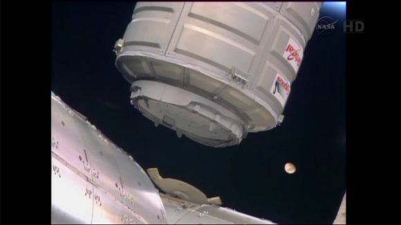 Orbital Sciences' Cygnus cargo spacecraf