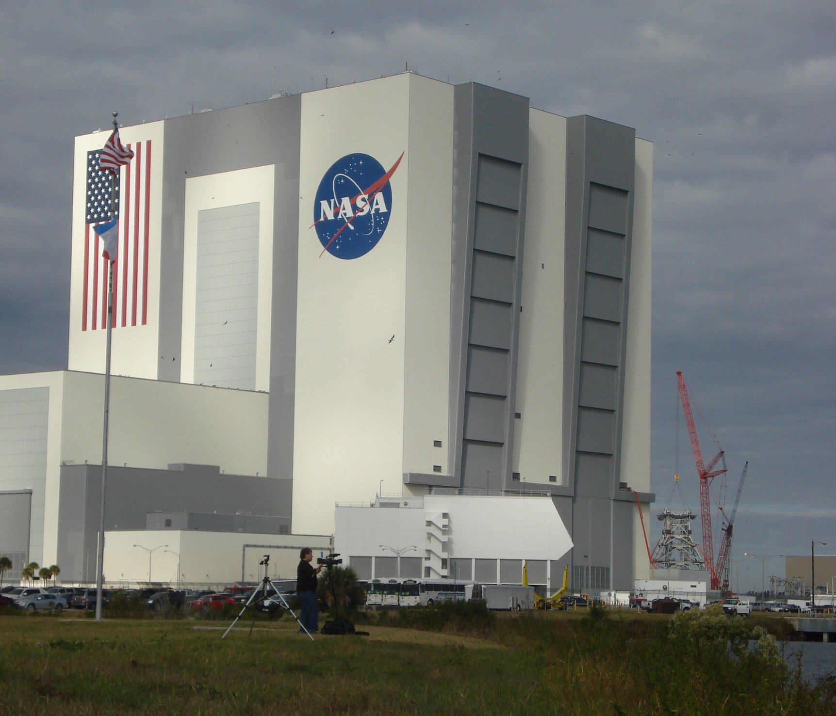 nasa building from inside - photo #10