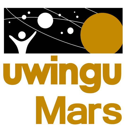 Uwingu's latest project goes to Mars. Via Uwingu.