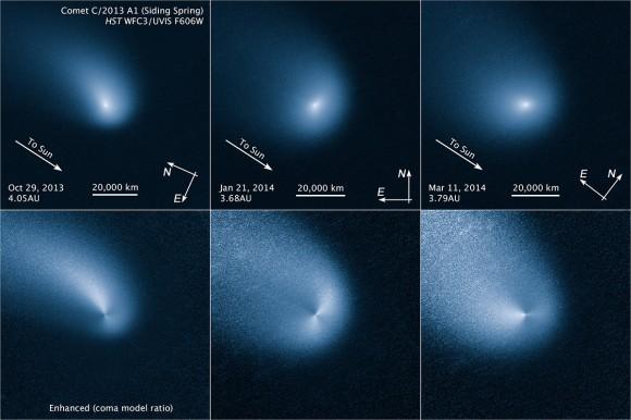 Siding Spring Big Panel Hubble 580x386 Jpg