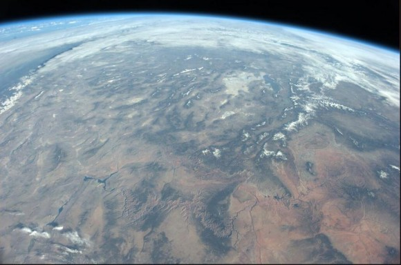 Image of the Grand Canyon from th