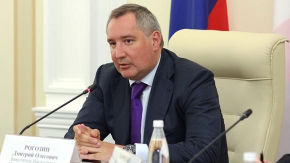 Russian Deputy Prime Minister Dmitry Rogozin. Credit: RIA Novosti