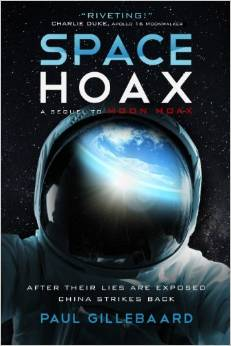 "The cover of the new book ""Space Hoax"" by Pa"