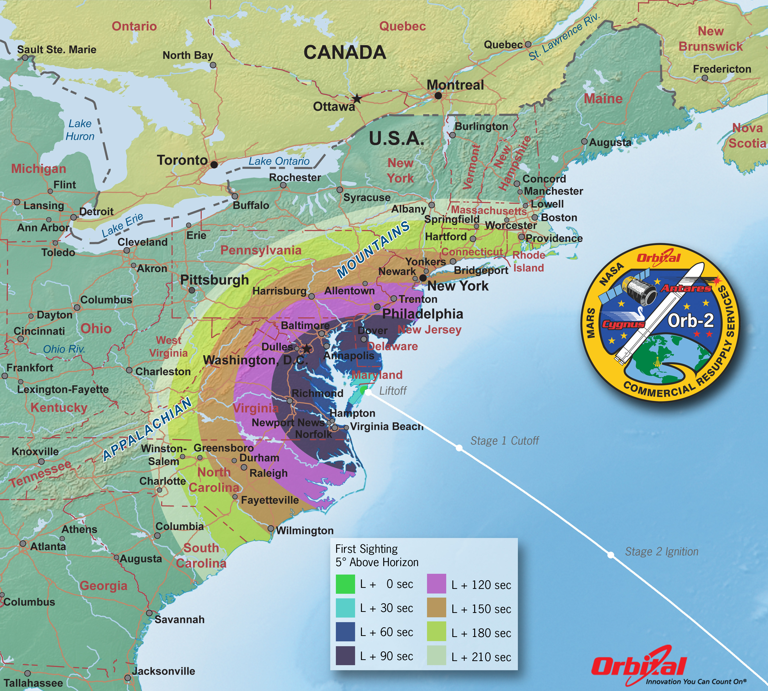 nasa locations in virginia - photo #37