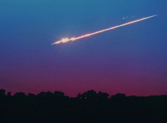 Watch for the southern Delta Aquarid meteor shower to peak over the next two mornings July 29-30. Credit: John Chumack