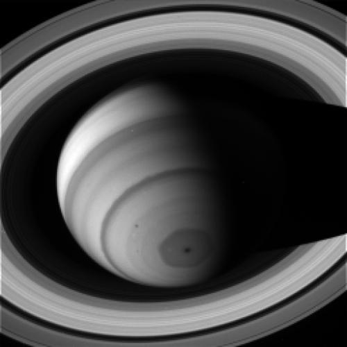Sketches of Saturn: Ringed Planet Dances In Raw Cassini Images