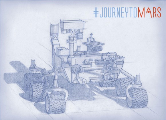 Planning for NASA's 2020 Mars rover envisions a