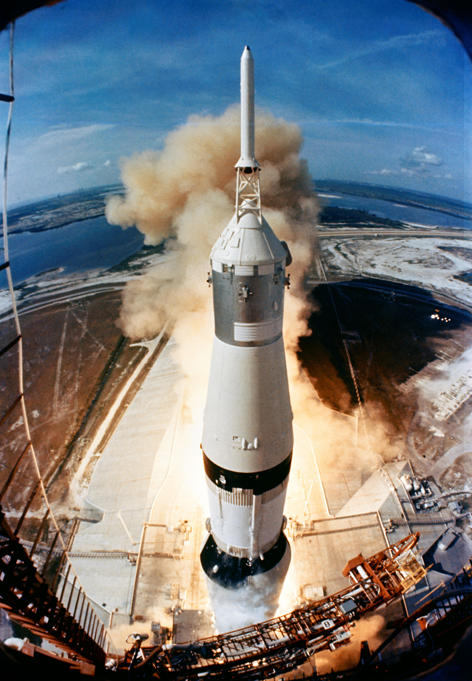 Apollo 11 Moon Landing 45 Years Ago on July 20, 1969 ...
