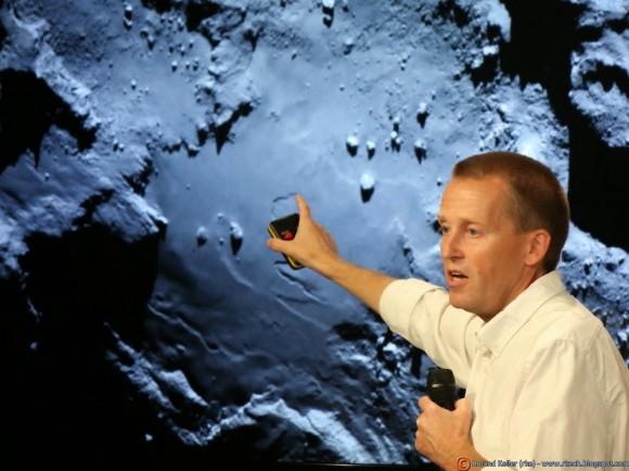 Rosetta Moving Closer to Comet 67P Hunting for Philae Landing Site