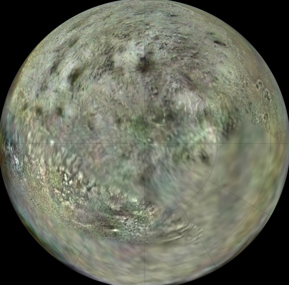 Pluto Spacecraft Planning? New Map Of Neptune's Icy Triton Could Prepare For 2015 Encounter