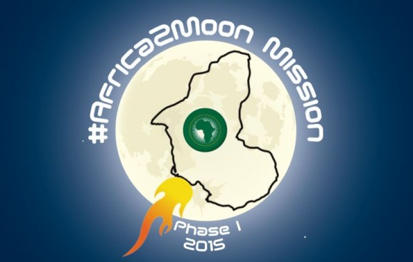 Africa2Moon will be Africa's foist venture into space. Credit: developspacesa.org