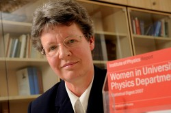 Jocelyn Bell Burnell. Credit: spscongress.org