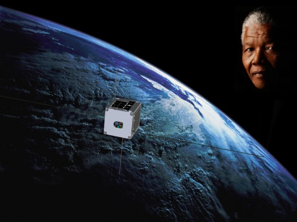 The ZACube was one of several cubesats launched with the help of the South African Space Council. Credit: SA Space Council