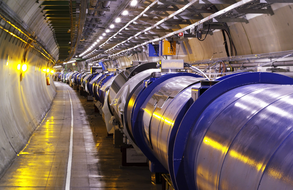 What's Next for the Large Hadron Collider?