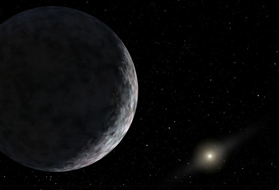 1 / 1 At least two unknown planets could exist in our solar system beyond Pluto. / Credit: NASA/JPL-Caltech.