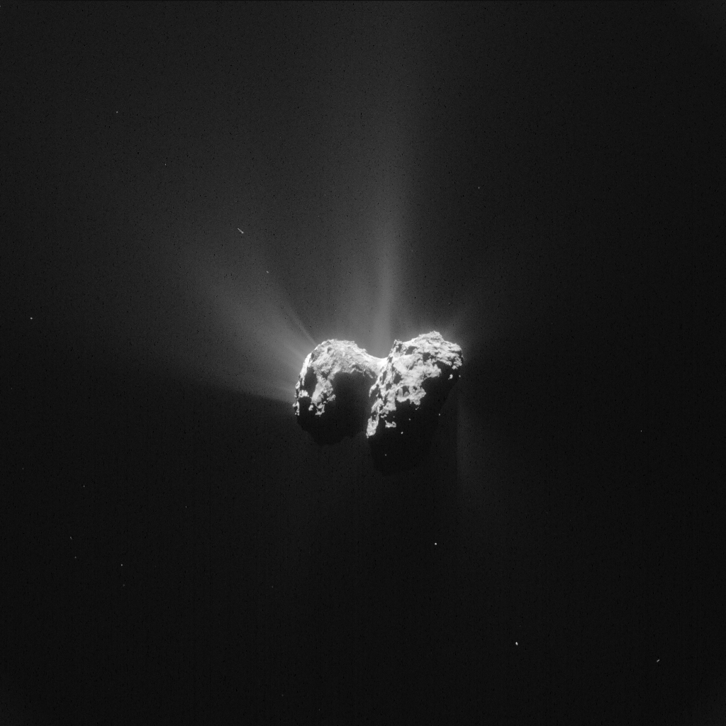 Rosetta Orbiter Approved for Extended Mission and Bold ...