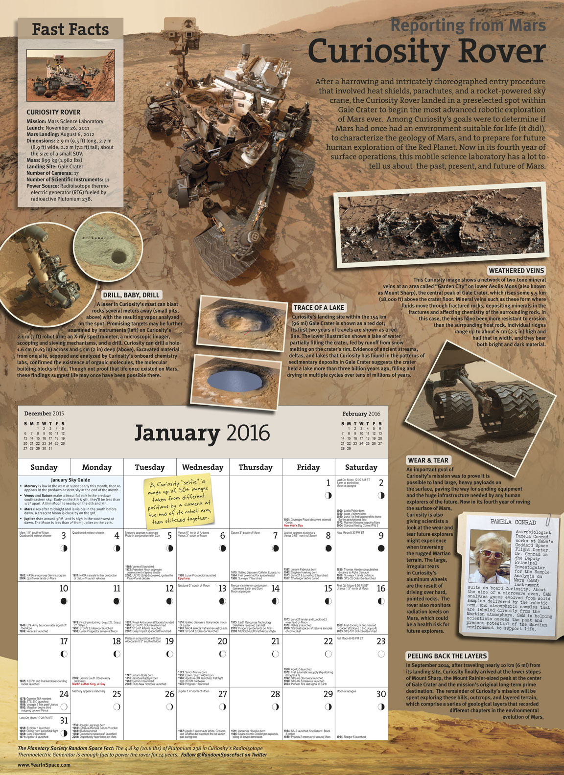 win a great holiday gift the year in space wall calendar archive cosmoquest forum