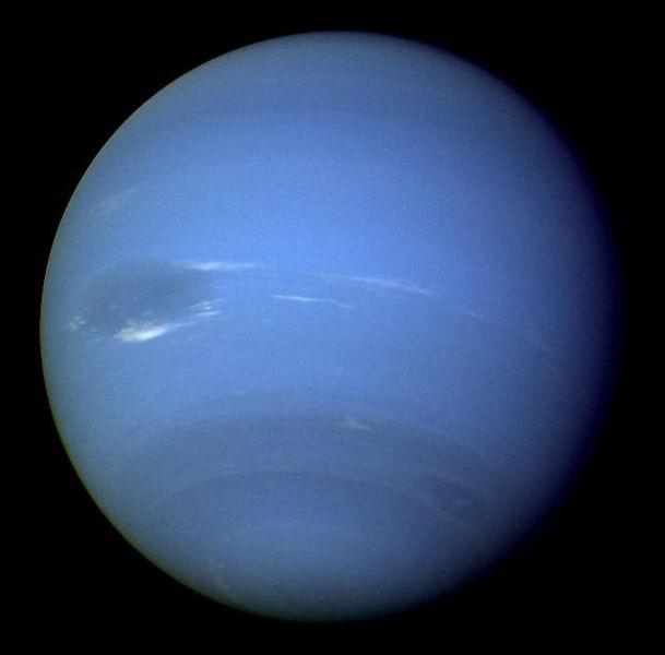 Atmosphere of Neptune