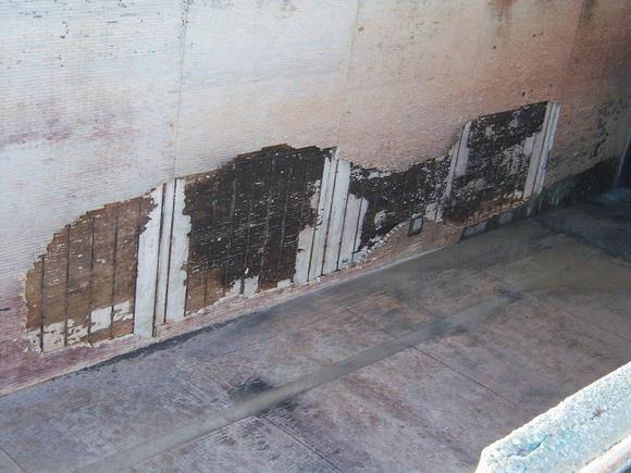 space shuttle atlantis tile damage - photo #13