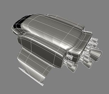 spacecraft weight - photo #23