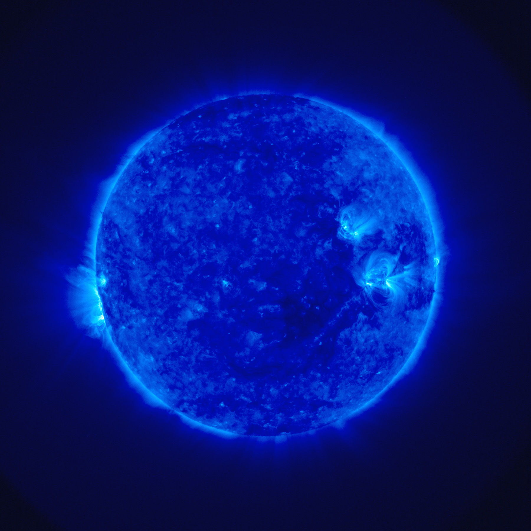 Sun From Space: Pictures Of The Sun