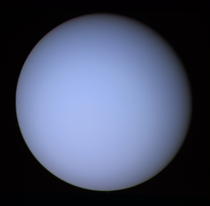 nasa photos of uranus - photo #3