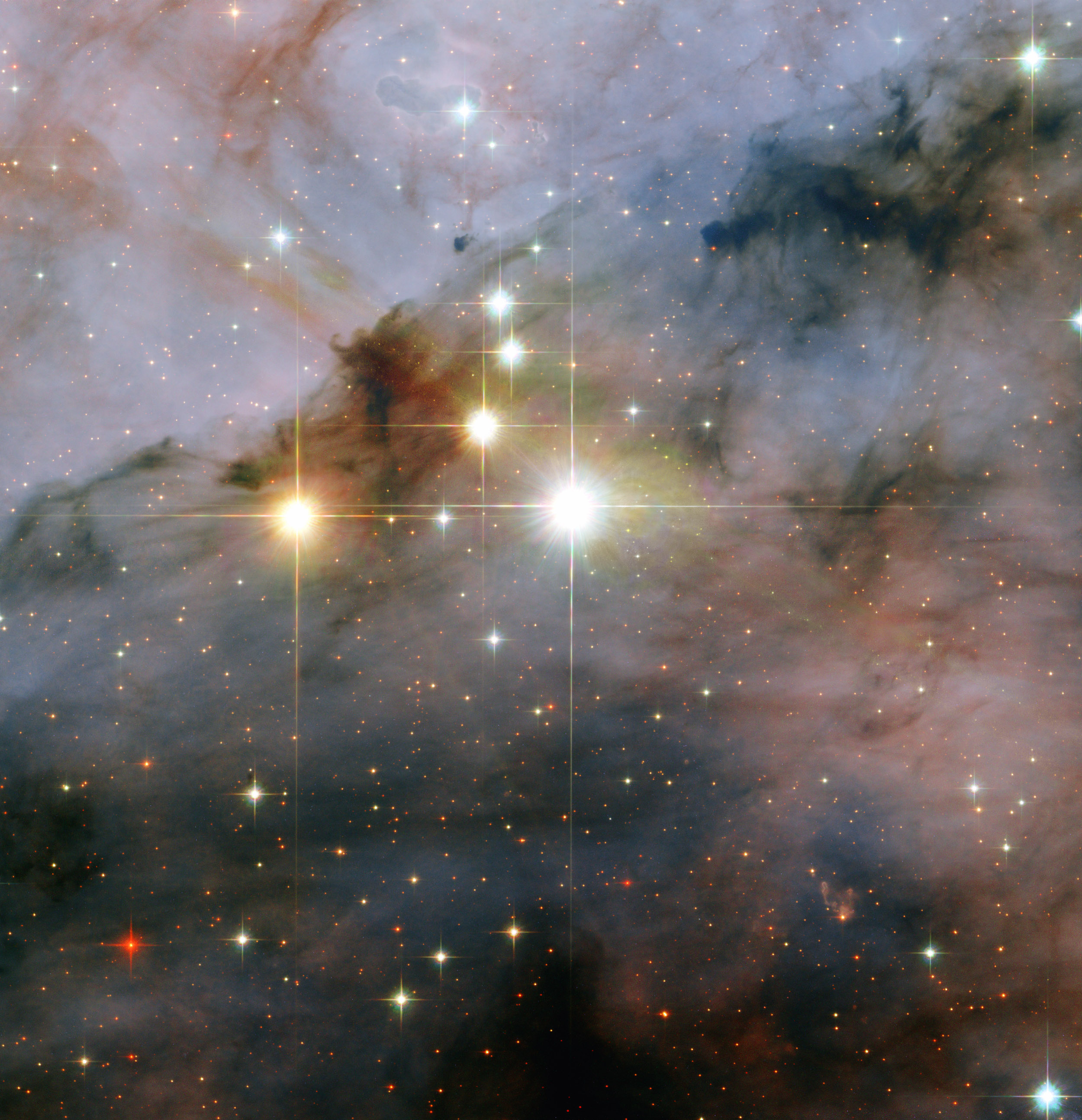 star of a pic from hubble - photo #5