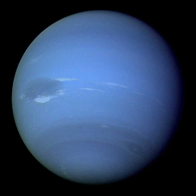 neptune from hubble - photo #7
