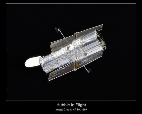hubble telescope repair mission 2009 - photo #28
