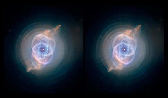 Hubble Cross - Pics about space