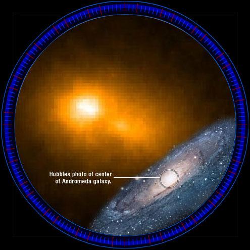ultra high resolution andromeda galaxy - photo #39