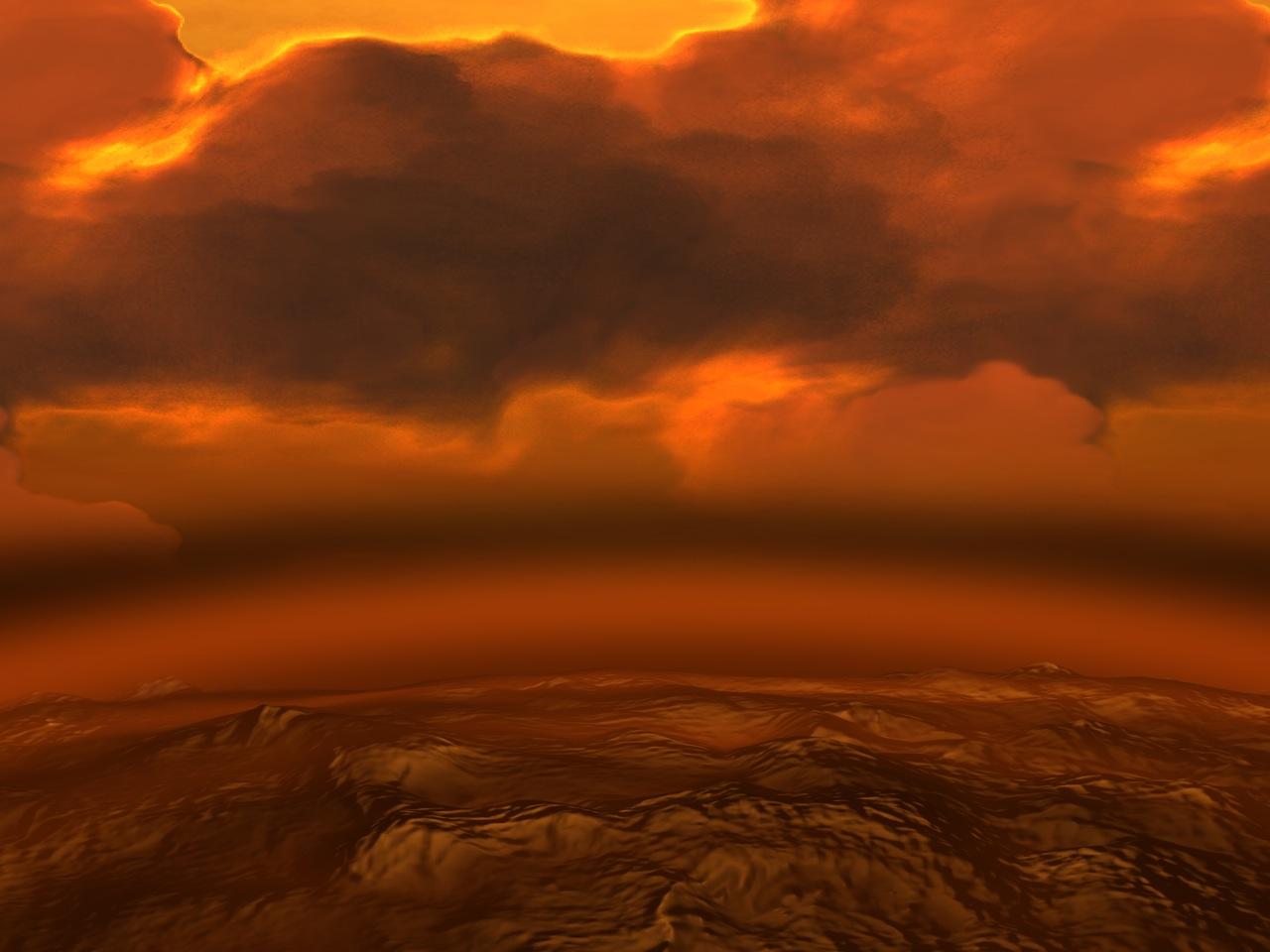 venus gas planet - photo #31