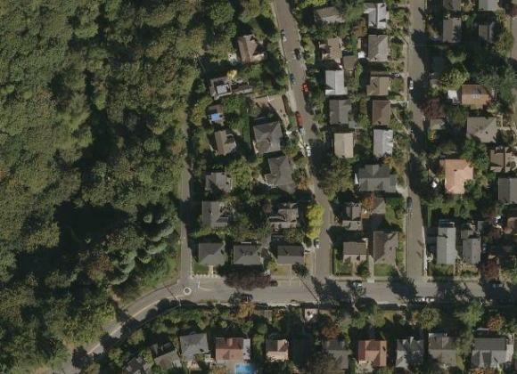 Free Satellite View of My House