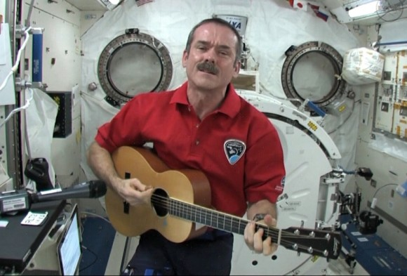 which canadian astronaut has been in space the longest - photo #45