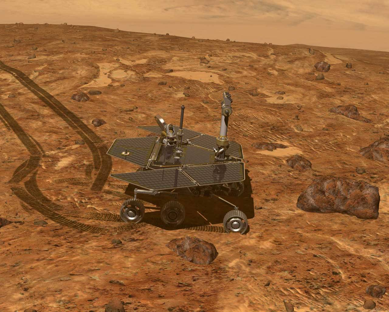 Actual Photos of Mars Surface (page 5) - Pics about space