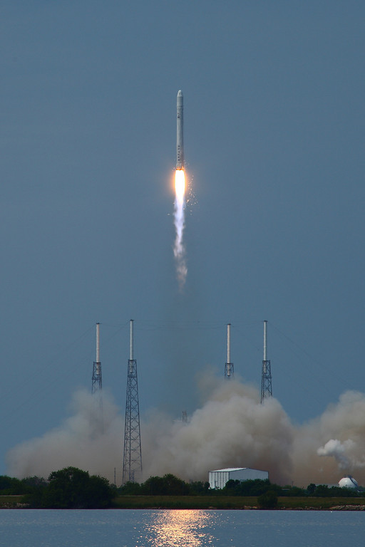 Falcon 9 Launch - Pics about space