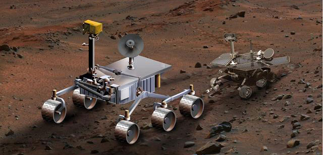 5 Things About the Next Mars Rover
