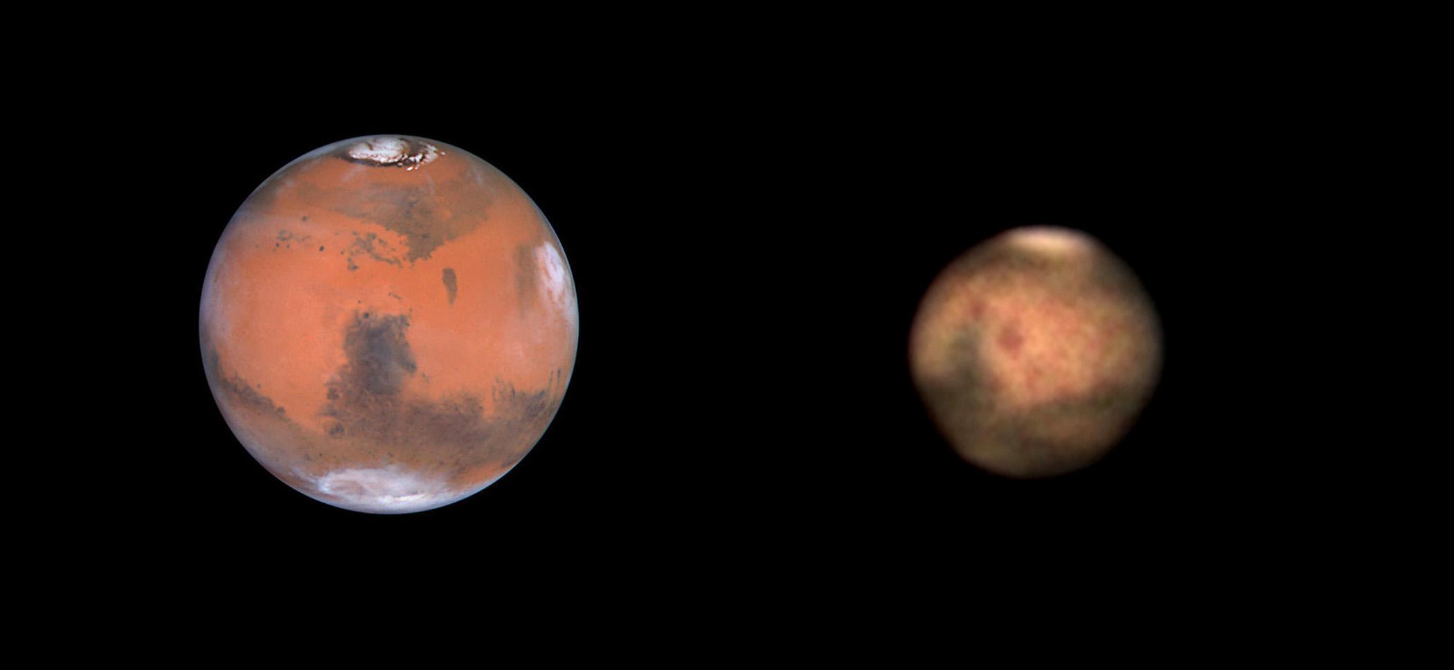 red moon mars - photo #11