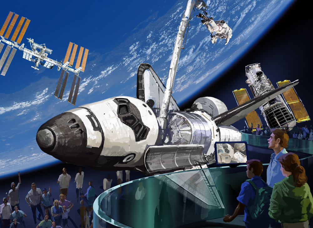NASA Selects Museums in Florida, California, New York and ...