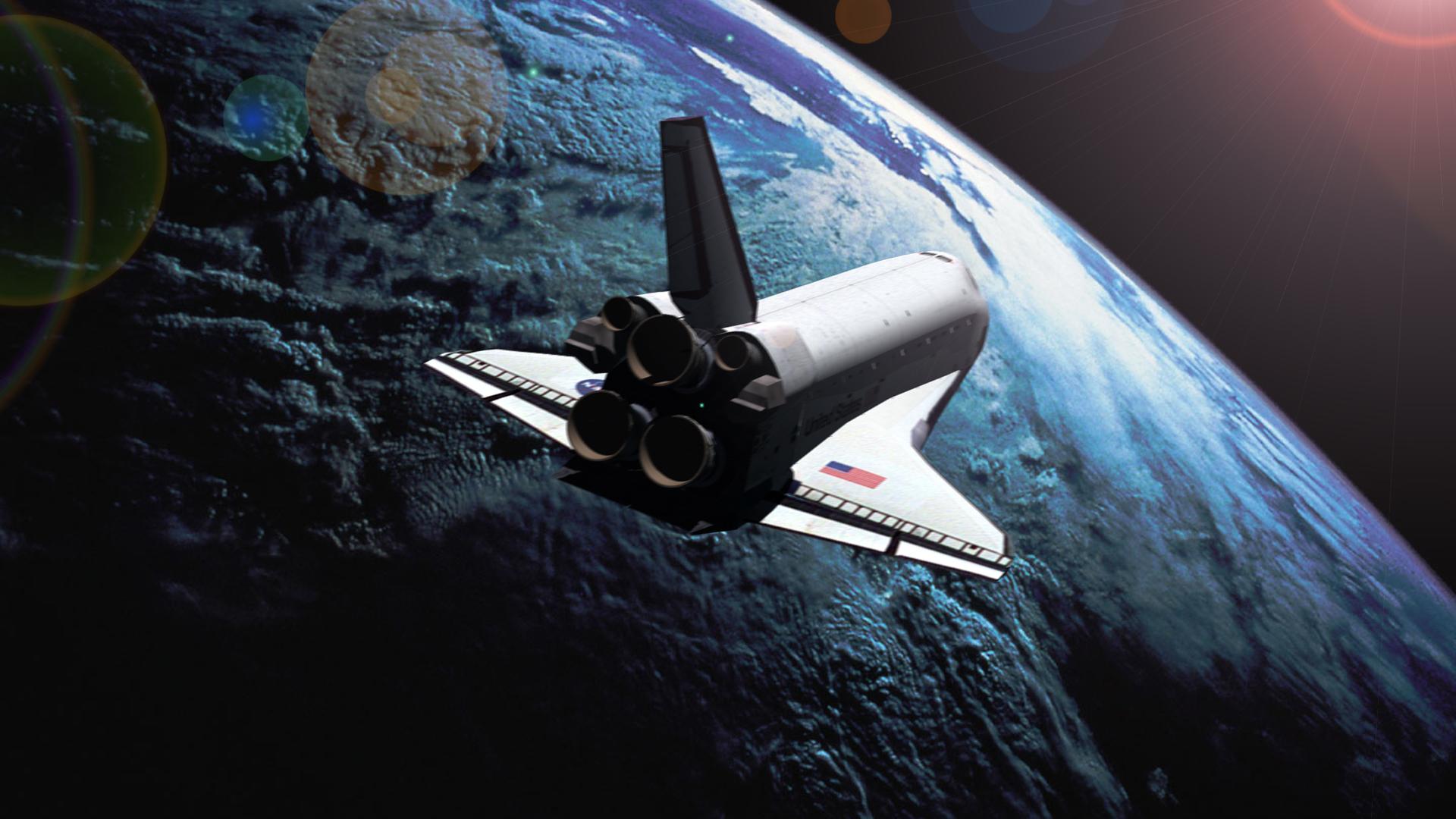 the core movie space shuttle landing - photo #14