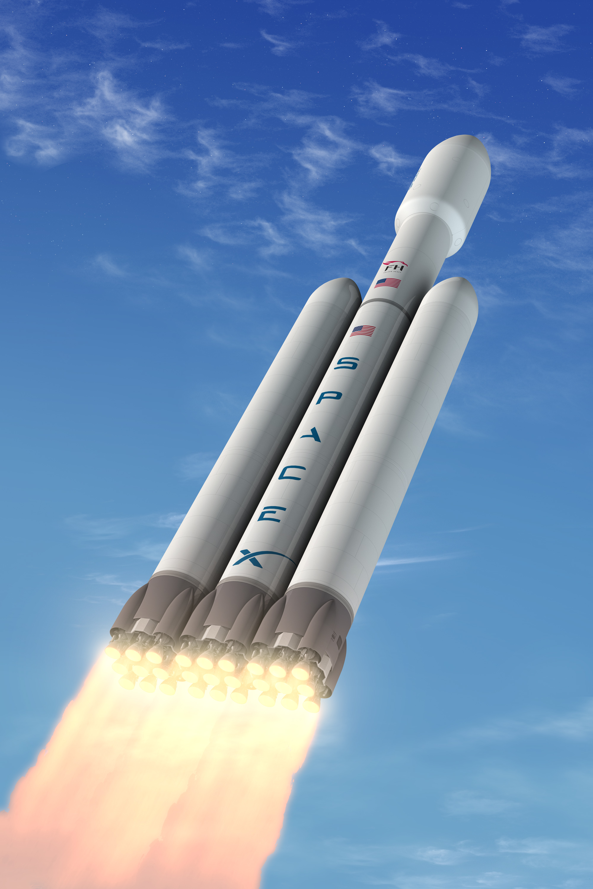 falcon 9 heavy - photo #10