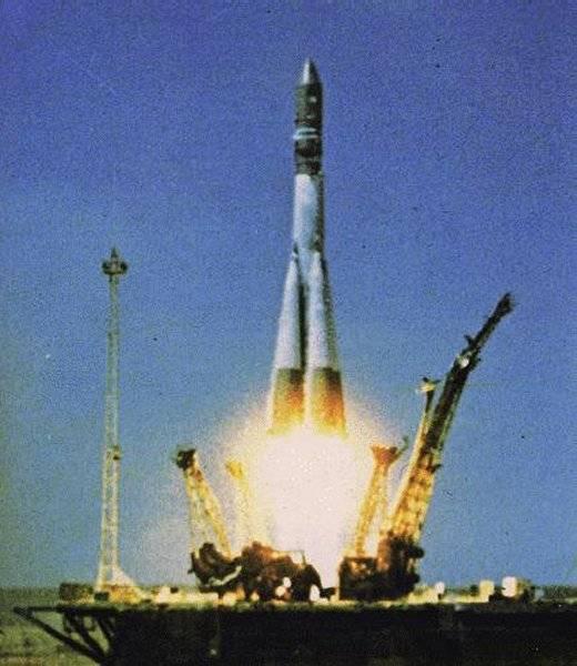vostok spacecraft - photo #20